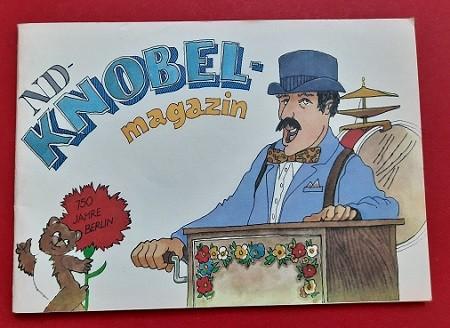 Das Knobelmagazin