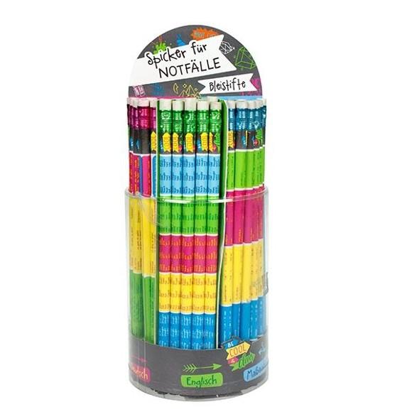 Cool & Clever Spicker Bleistift