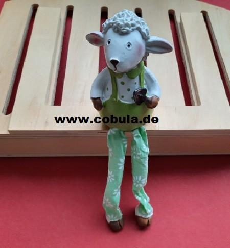 Kantenhocker Schaf