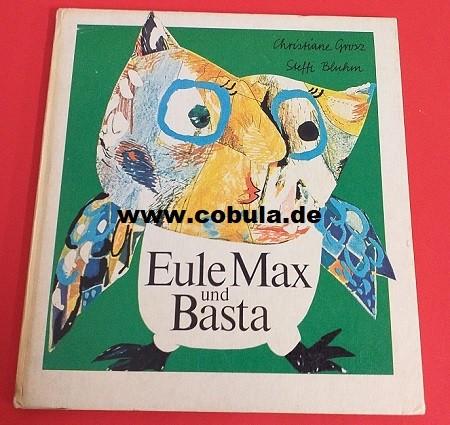Eule Max und Basta