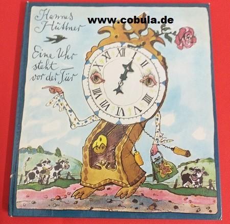 Eine Uhr steht vor der Tür (ab 7 Jahre)
