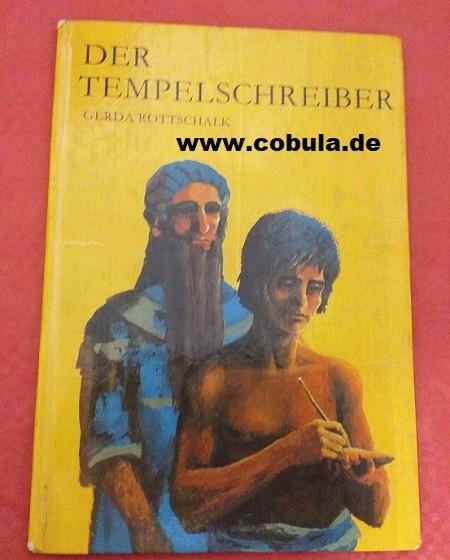 Der Tempelschreiber (ab 9 Jahre)