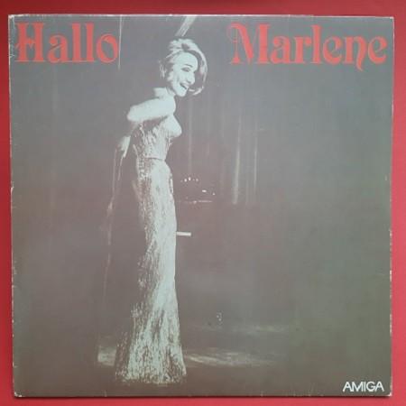 DDR Schallplatte Hallo Marlene
