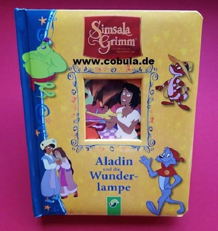 Simsala Grimm Aladin und die Wunderlampe (ab 4 Jahre)