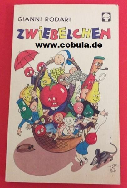 Zwiebelchen DDR Alex Taschenbuch (ab 10 Jahre)