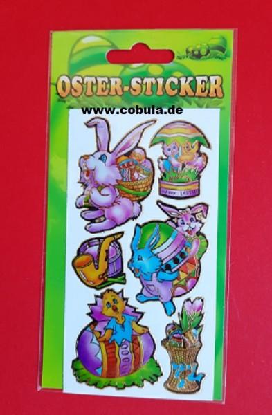 Oster-Sticker