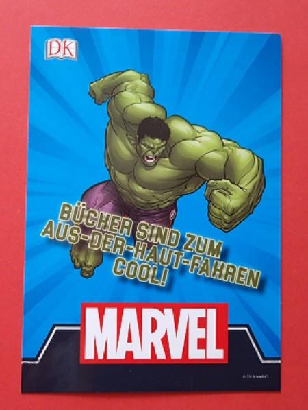 Marvel Avengers Postkarte