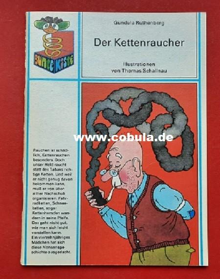 Der Kettenraucher DDR Bunte Kiste (ab 6 Jahre)