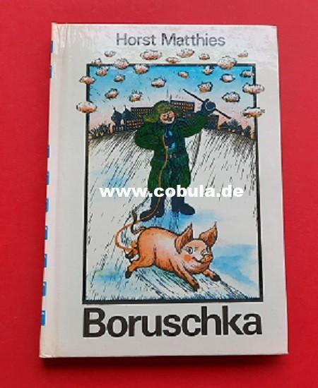 Boruschka DDR Trompeterbuch (ab 8 Jahre)