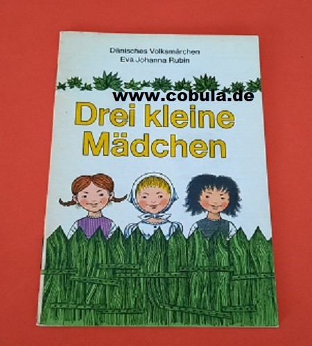 Mini – Buch 21 Drei Kleine Mädchen