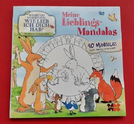 Meine Lieblings-Mandalas 40 Mandalas zum Heraustrennen