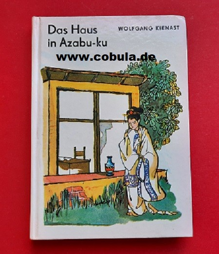 Das Haus in Azabu-ku DDR Trompeterbuch (ab 9 Jahre)