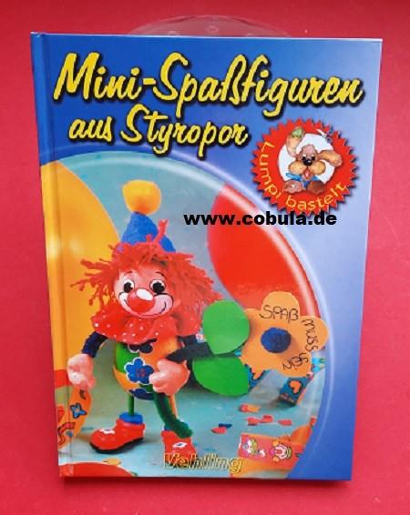 Mini-Spaßfiguren aus Styropor