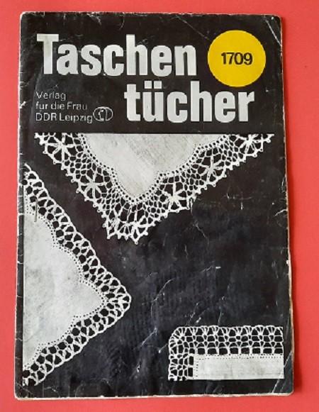 DDR Heft 1709 Taschentücher