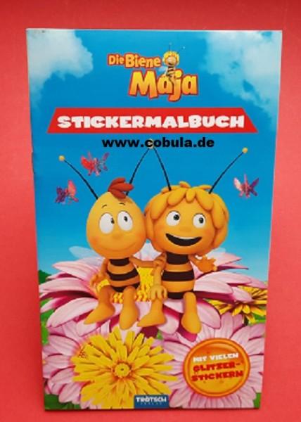 Stickermalbuch Biene Maja (ab 3 Jahre)