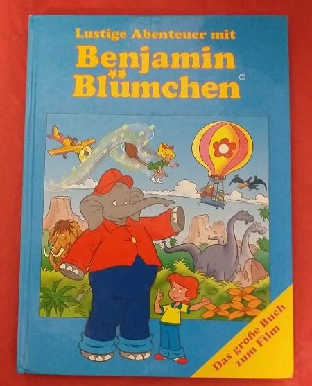 Lustige Abenteuer mit Benjamin Blümchen