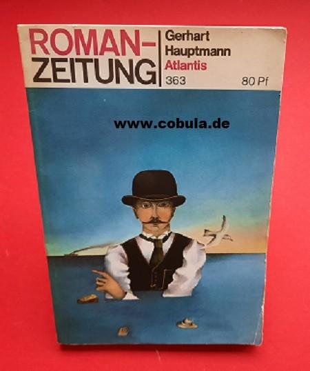Romanzeitung 363 Atlantis