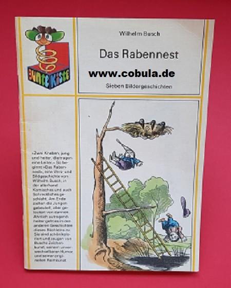 Das Rabennest DDR Bunte Kiste