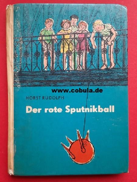 Der rote Sputnikball DDR Trompeterbuch
