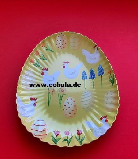 Dekorationsteller Ostern