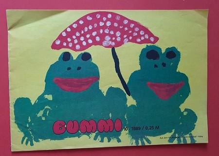Bummi Heft 10/ 1989