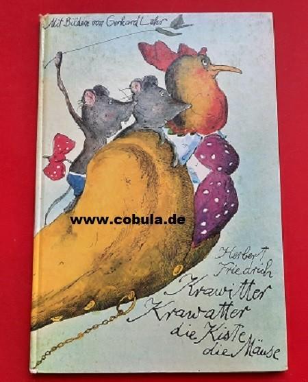 Krawitter, Krawatter, die Kiste, die Mäuse