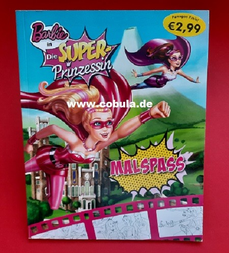 Barbie in Die Super-Prinzessin (ab 3 Jahre)
