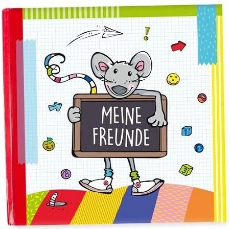"""VOLLE KRAFT VORAUS """"SCHULSTART"""" Freundebuch"""