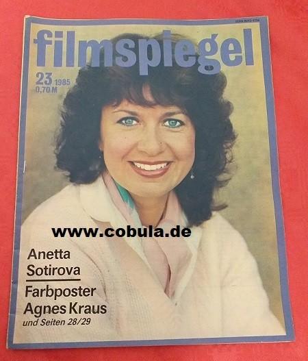 Filmspiegel 23/1985