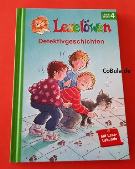 Leselöwen Detektivgeschichten (ab 7 Jahre)