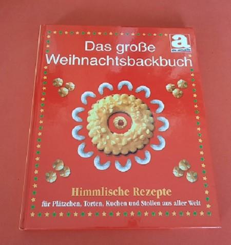 Das große Weihnachtsbackbuch