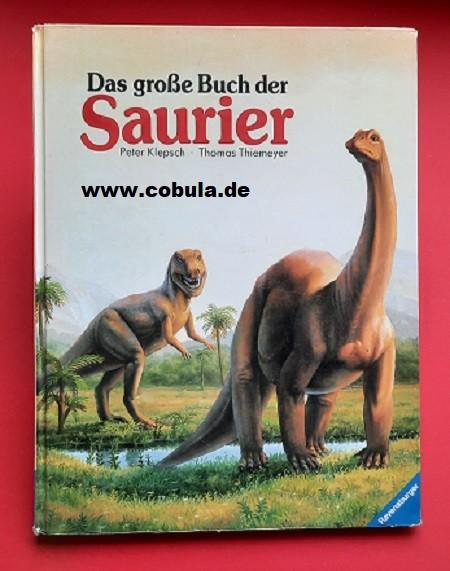 Das große Buch der Saurier