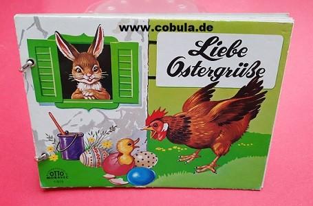 Liebe Ostergrüße Ringbilder Buch
