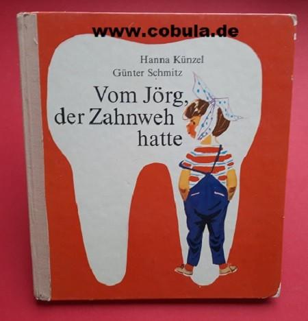 Vom Jörg der Zahnweh hatte