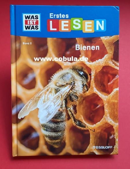 WAS IST WAS Erstes Lesen. Band 5: Bienen (ab 7 Jahren)
