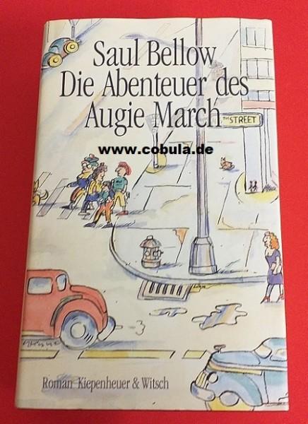 Die Abenteuer des Augie March