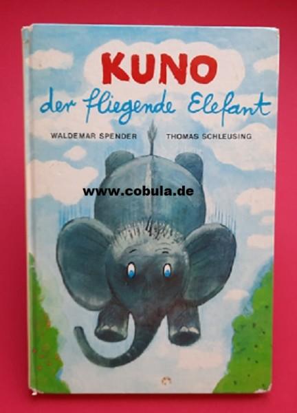 Kuno der fliegende Elefant (ab 4 Jahre)