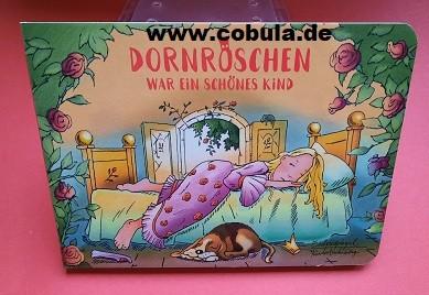 Dornröschen war ein schönes Kind (ab 2 Jahre)