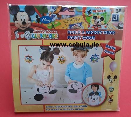 Micky Mouse Bastelset (ab 3 Jahre)