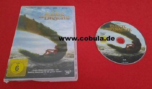 DVD Elliot, der Drache Walt Disney
