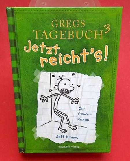 Gregs Tagebuch 3 - Jetzt reicht´s!