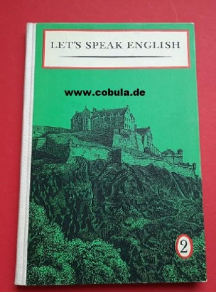 Let's speak english 2