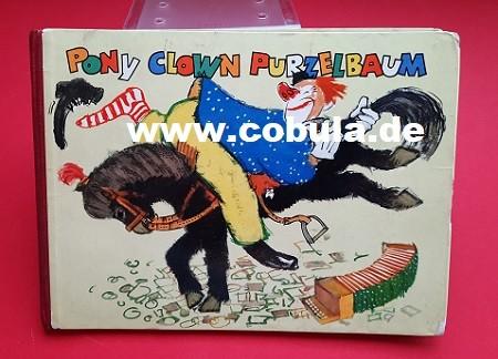 Pony Clown Purzelbaum