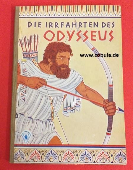 Odysseus Irrfahrten und Abenteuer des Helden von Ithaka (ab 10 Jahre)