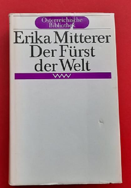 Österreichische Bibliothek Der Fürst der Welt