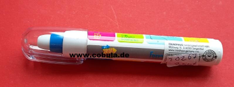 COOL & CLEVER Spicker Radierstift Zieh /Steck Deutsch Trendhaus günstig online kaufen jetzt bei ...
