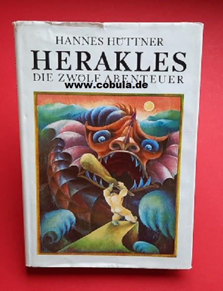 Herakles Die 12 Abenteuer (ab 11 Jahre)