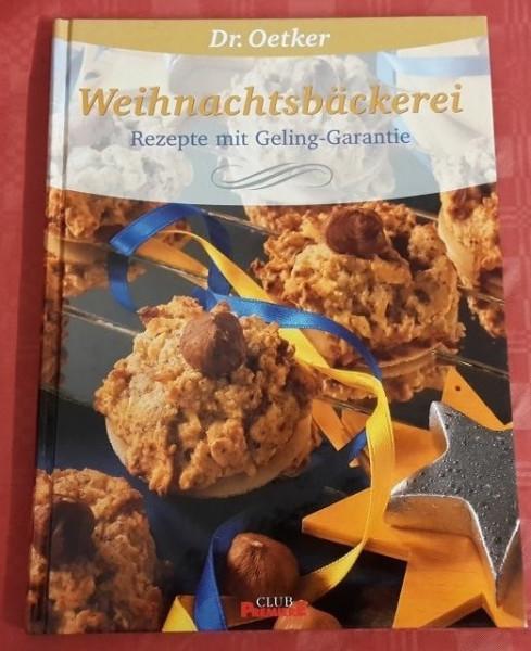 Weihnachtsbäckerei Rezepte mit Geling - Garantie