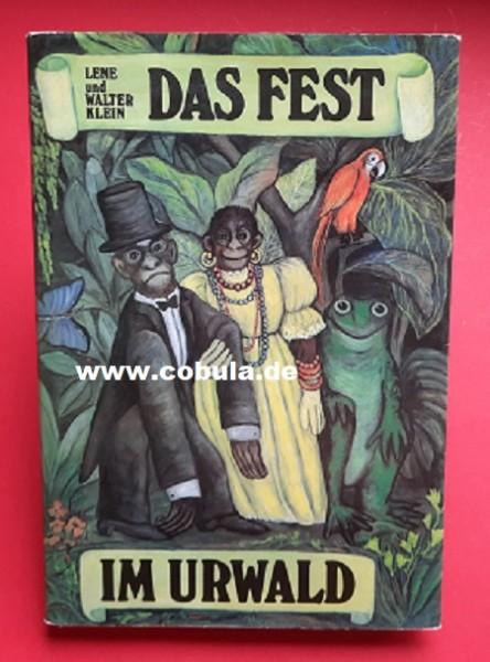 Das Fest im Urwald (ab 11 Jahre)