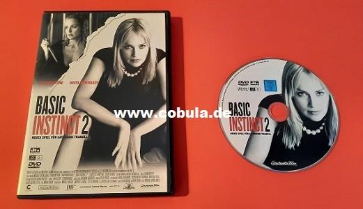 DVD Basic Instinct 2 Sharon Stone